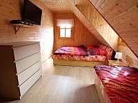 Pokoj v podkroví 2+2 - Stříbrnice