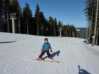 Stačí nasadit lyže a jedeme