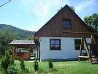 Chata k pronájmu - dovolená Bazén Domašov - Bělá pod Pradědem rekreace Filipovice