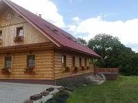 Roubenka Štědrákova Lhota - chata k pronájmu