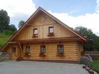 Chata k pronajmutí - okolí Komňátky