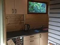 Zrekonstruovaná a vybavená kuchyně