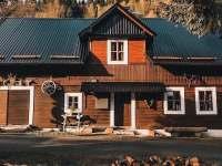 ubytování s blízkým koupáním v Jeseníkách