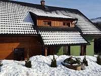 ubytování Hynčice nad Moravou na chatě