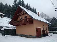 Dědova chata - ubytování Petříkov