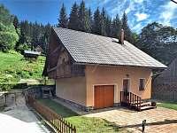 Zdroj mapy.cz - chata ubytování Petříkov