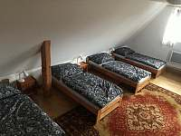 Velký pokoj pětilůžkový 1.patro - Sobotín - Petrov nad Desnou