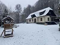 Zimní chalupa - ubytování Sobotín - Petrov nad Desnou