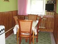Apartman č. 1 - jídelna - ubytování Hostice