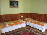 Apartman č. 1 - ložnice - k pronajmutí Hostice