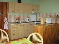 Apartman č. 2 - kuchyň - Hostice