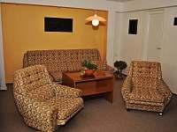 Na Soutoku - obývací pokoj