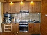 Kompletně vybavená kuchyň