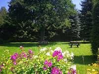 Klid v zahradě