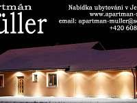 Chaty a chalupy Jeseník - Priessnitz v apartmánu na horách - Lipová lázně