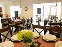Společenská místnost - jídelna - Velké Losiny