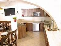 Společenská místnost - kuchyně - Velké Losiny