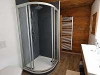 podkroví koupelna - Loučná nad Desnou