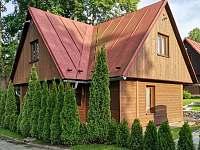 Chata Osmička - chata ubytování Zlaté Hory - 9