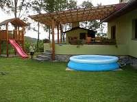 Bazének - chalupa k pronájmu Nové Losiny
