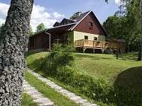 ubytování na Šumpersku Chalupa k pronájmu - Nové Losiny