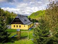 Dětské hřiště - Vernířovice