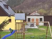 Dětské hřiště - chata k pronájmu Vernířovice