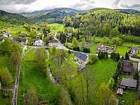 Ideální místo pro aktivní dovolenou - Vernířovice