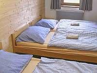 Třílůžkový pokoj - chata k pronájmu Vernířovice