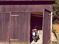 Uzamykatelná garáž - Vernířovice