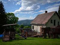 Chata k pronajmutí - okolí Žďárského Potoka