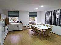AP 2 jídelna - apartmán k pronájmu Malá Morávka