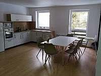 AP 2 v přízemí kuchyně - apartmán ubytování Malá Morávka