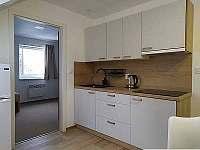 AP1 kuchyň - apartmán k pronájmu Malá Morávka