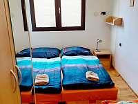 třílůžkový pokoj - apartmán ubytování Domašov