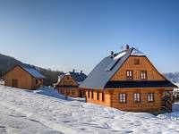 Apartmán na horách - okolí Vernířovic