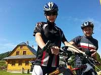 Roubenky - ráj pro cyklisty
