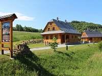 Chaty a chalupy Rapotín v apartmánu na horách - Loucna nad Desnou