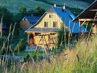 ubytování Velké Losiny v apartmánu na horách