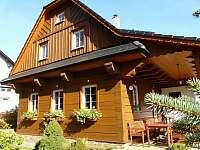 Chalupa ubytování v obci Vysoké Žibřidovice