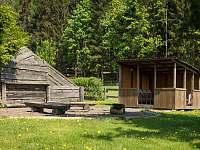 Chata u Komárka - chata k pronajmutí - 4 Suchá Rudná