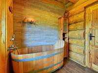 Dřevěná vana - Velké Losiny