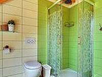 Sprcha - srub k pronájmu Velké Losiny