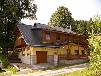 Chata k pronajmutí - okolí Branné