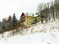 Apartmán na horách - dovolená Rybník Andělská Hora rekreace Karlov pod Pradědem