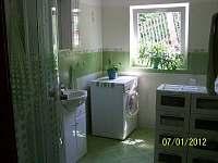 koupelna - přízemí - Skorošice