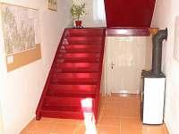 schodiště do patra - Skorošice