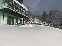Pekařov pod sněhem -