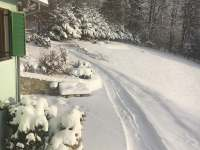 Zima na Pekařově -