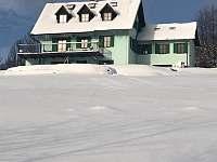 Chata k pronájmu - zimní dovolená Pekařov